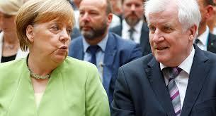 Rassegna 2.7. La Merkel non respinge gli immigrati al confine, il ministro degli interni si dimette