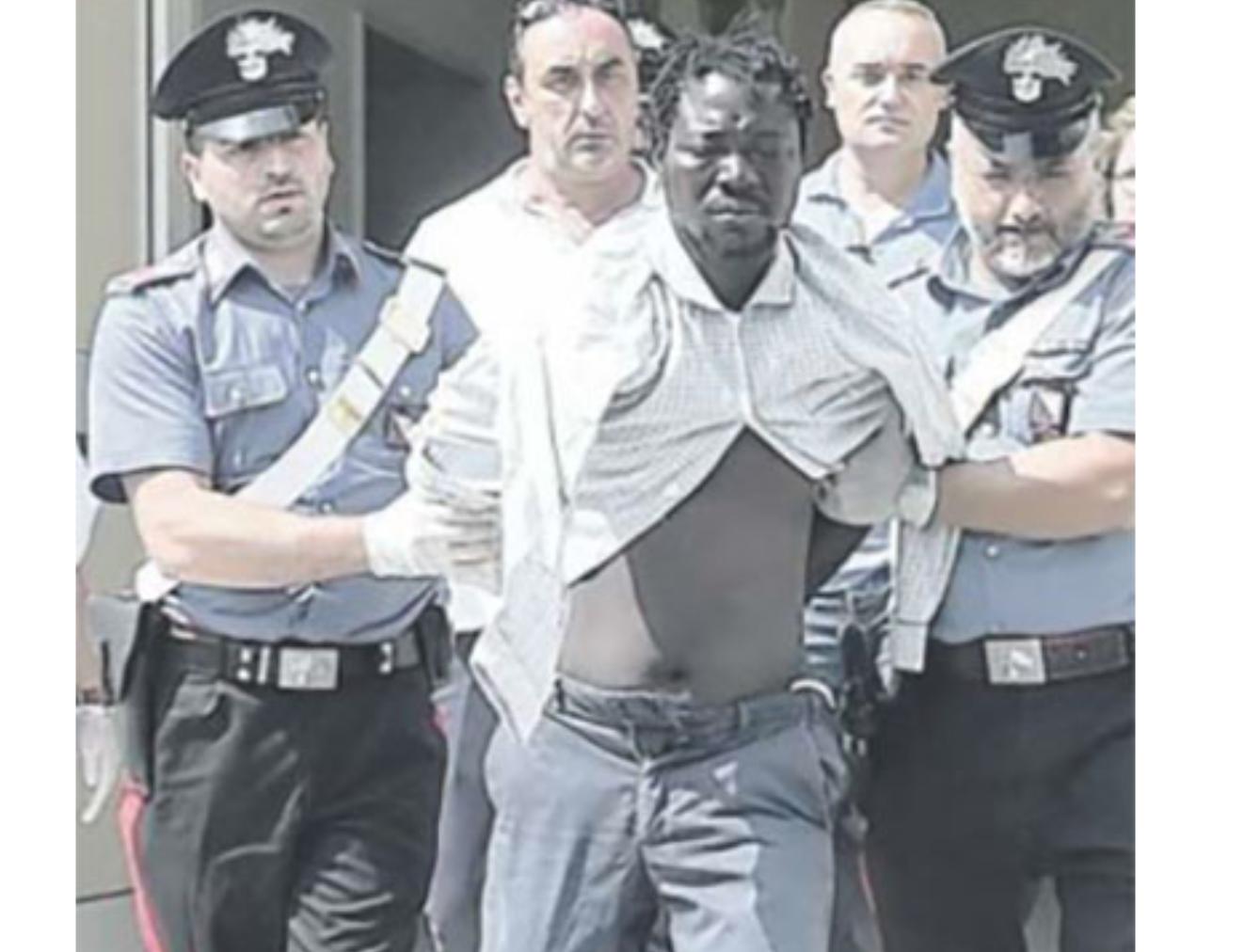 L'uomo che ha massacrato un paziente era stato liberato due giorni prima dal giudice