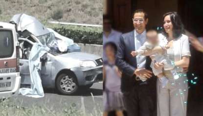 Schianto sull'A1, un'intera famiglia distrutta: morti padre, madre e bambino di sei mesi