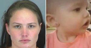 Uccide la figlia di 17 mesi obbligandola a mangiare sale, il motivo è sconvolgente