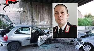 Vincenzo, carabiniere travolto da auto pirata: oggi sarebbe dovuto partire col suo bimbo per le ferie