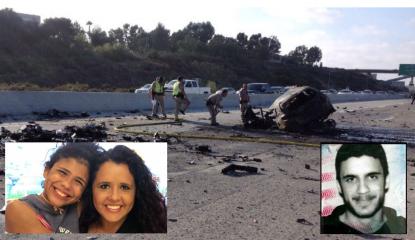 Guida la McLaren contromano a 160 all'ora ed uccide madre e figlia di 12 anni: morto anche il guidatore