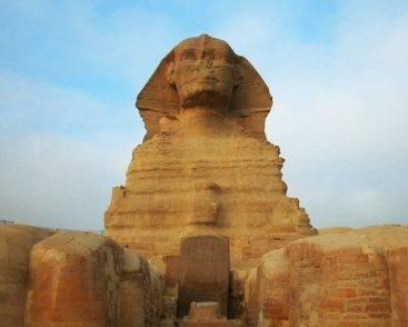 Clamorosa scoperta archeologica in Egitto: la sfinge non è sola?