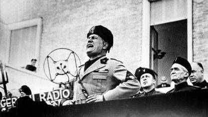 Foto di Mussolini nel bar, si può o no? Il Tribunale di Ragusa ha preso la sua decisione
