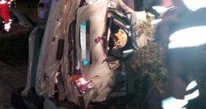 Incidente stradale a Guanzate