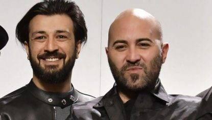 Lele Spedicato e Giuliano Sangiorgi