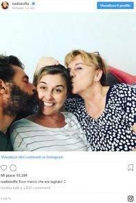 Nadia Toffa su Instagram