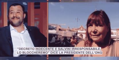 """La ONG sfida Salvini: """"Bloccheremo Decreto Sicurezza"""". Ma l'UE dà l'OK al Decreto"""