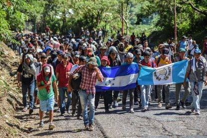 Donald Trump contro i migranti