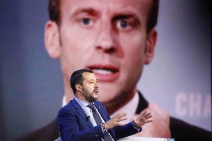 """Francia scarica di nascosto clandestini in Italia, le """"scuse"""" dell'Eliso fanno arrabbiare Salvini"""