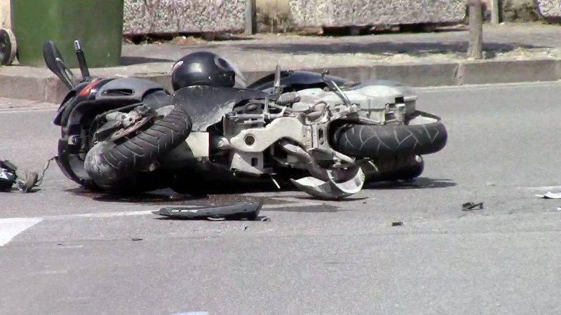 Incidente stradale in Canton Ticino