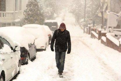Novembre gelido, nevicate e freddo in arrivo