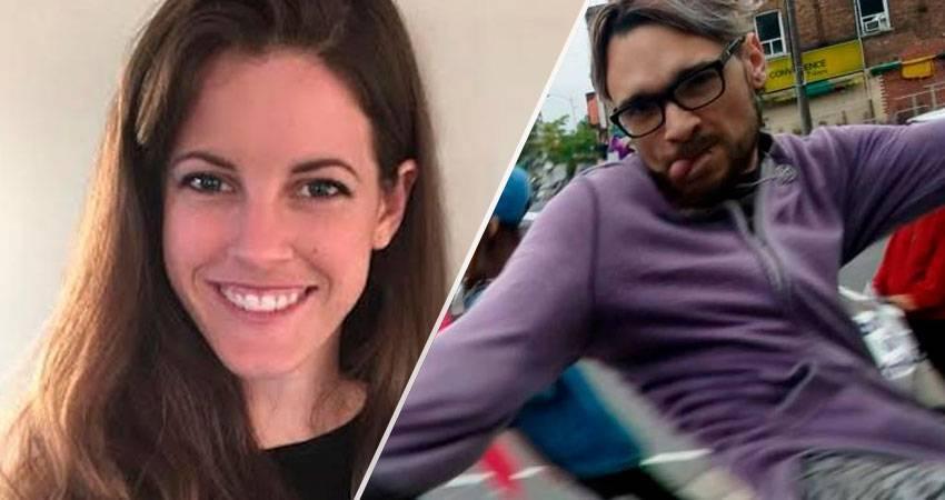 Prende a calci in faccia una donna incinta perché è un'attivista pro vita: uomo viene licenziato perdere le nostre news: http://bit.ly/NewNotizieNews