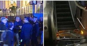 Roma shock, cede la scala mobile della metro- 20 feriti, 5 sono gravi. Travolti dalle lamiere