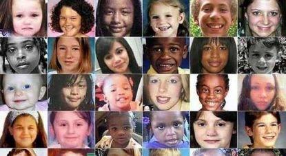 Scomparsi nel nulla da mesi, 123 bambini trovati dalla polizia lo stesso giorno: ecco cosa gli era successo