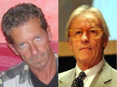 Vittorio Feltri e Massimo Bossetti