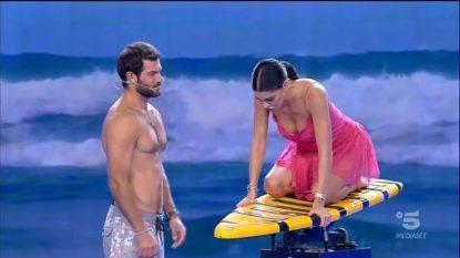 Belen fa surf a Tu si que vales
