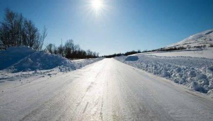 L'inverno gelido potrebbe arrivare ad Ognisanti
