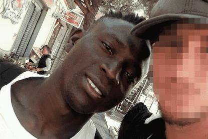 """Amir, calciatore, picchiato da un gruppo di teppisti- """"Aggressione razzista. Renderete conto a Dio"""" -min"""