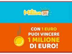 estrazioni million day oggi