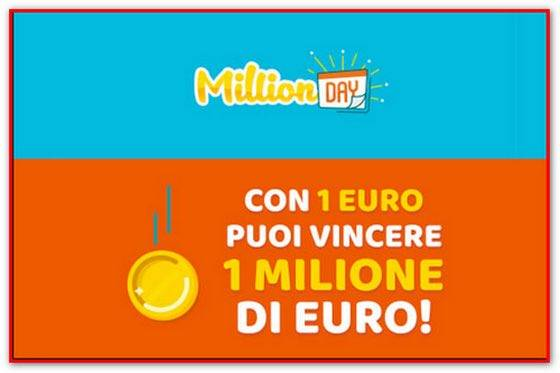 Estrazione million day di oggi 28 novembre 2018 video for Million day estrazione di oggi