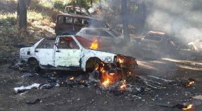 Decine di auto rubate, depredate e poi incendiate. Lo scandalo del campo rom di Castel Romano