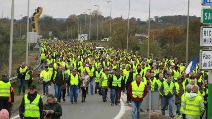 Francia nel caos per i