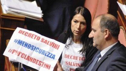 """Il PD al Senato: """"Diciamo no al decreto Salvini che ci porta più clandestini"""""""