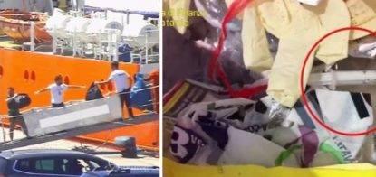 MSF indagati: hanno smaltito 24 tonnellate di vestiti di immigrati infetti da Tbc, scabbia e HIV come rifiuti normali