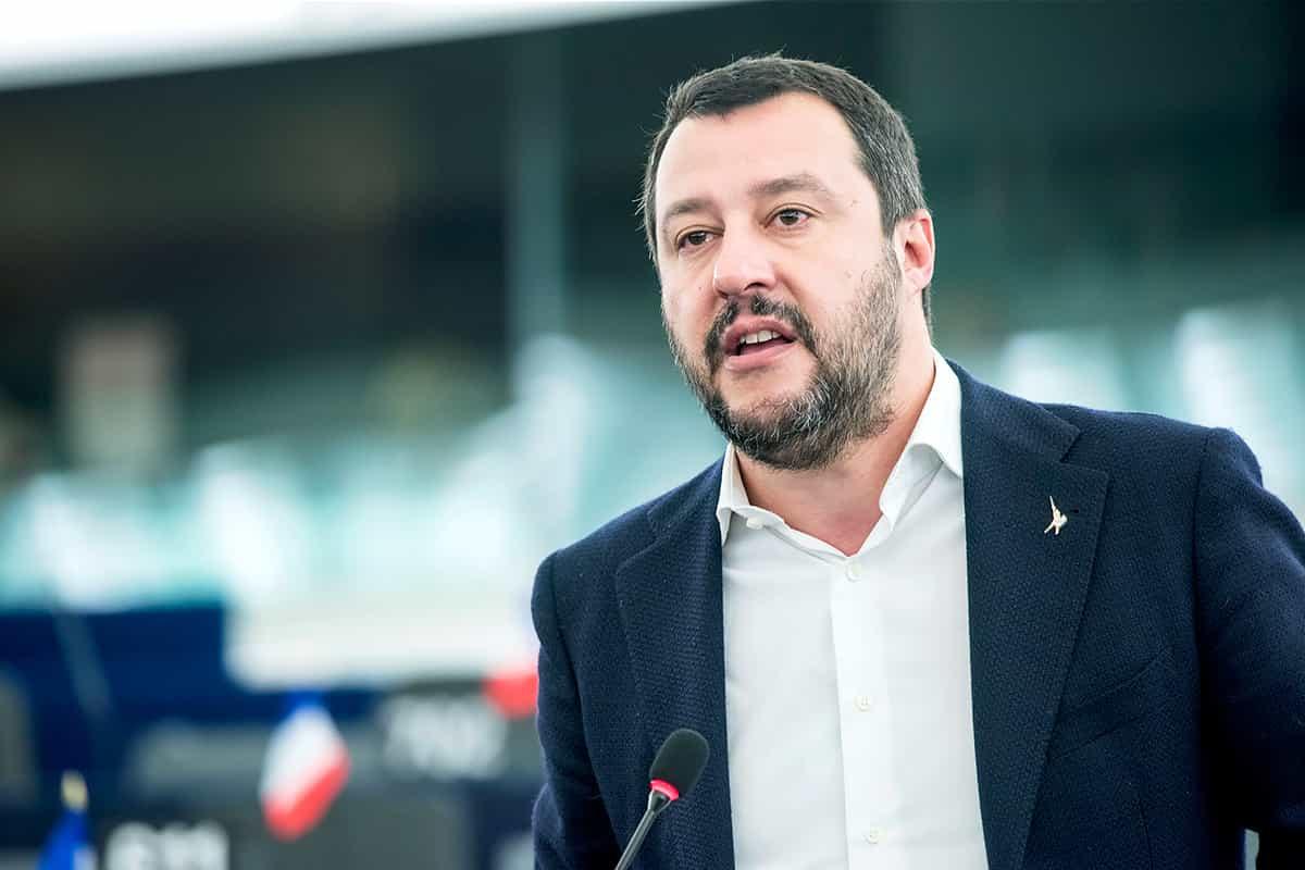 Il Governo deve andare avanti: parola di Matteo Salvini