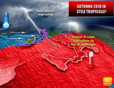 Meteo: in Russia ed Europa orientale caldo anomalo, anche da noi?