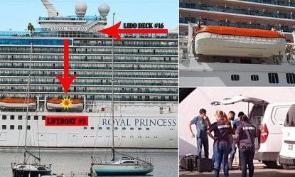 Orrore in crociera, donna strangolata e gettata in mare. Choc fra i passeggeri