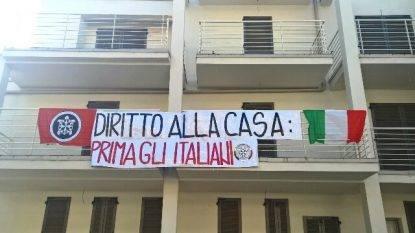 """PD: """"Salvini sgombera Baobab? Adesso sgomberi il palazzo di Casapound dove vivono 18 famiglie italiane"""""""