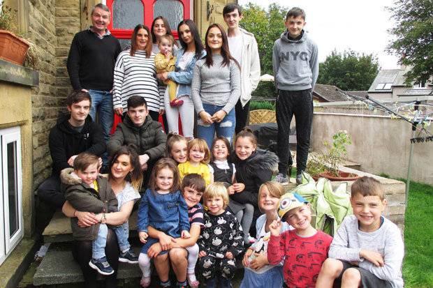 Famiglia supersize ha 20 figli e annuncia  è nata la 21esima, è sana e  felice a4d074e8d0
