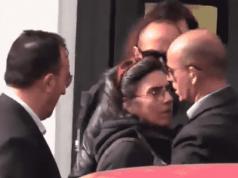 Fermata per aver contestato Salvini