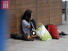 imogen ragazza senzatetto
