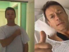 Rocco Siffredi dall'ospedale