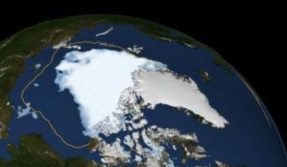 Un iceberg grande come il Luganese si stacca in Antartide