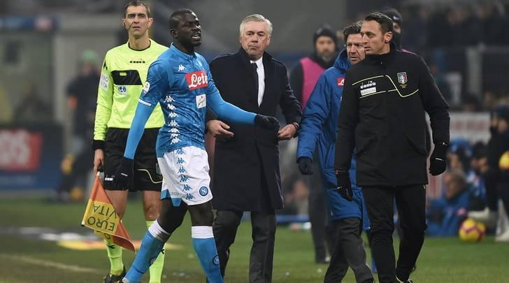 Gravina decide di non stoppare la Serie A
