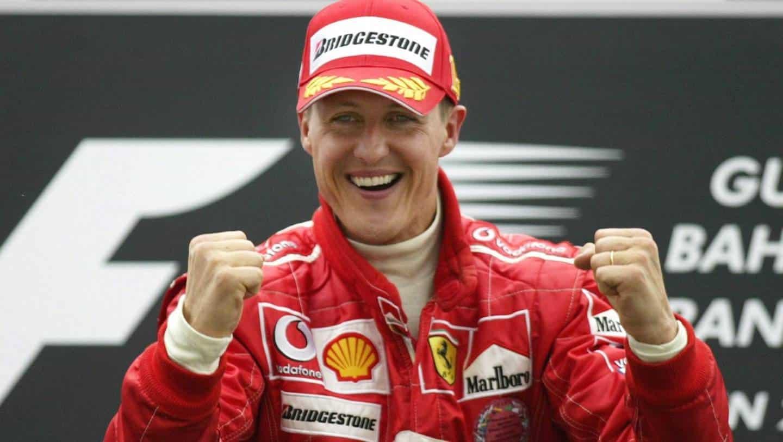 """Michael Schumacher, Natale con bella notizia- """"Non è più costretto a letto ed ha ripreso peso""""-min"""