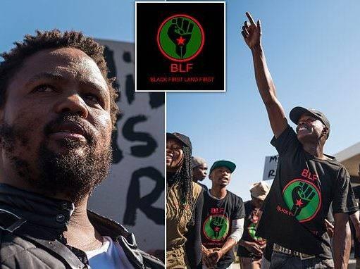"""Politico sudafricano choc, aizza la folla all'odio- """"Per ogni nero, uccideremo cinque bianchi"""""""