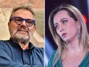 """Toscani insulta Salvini e la Meloni: """"È ritardata, brutta e volgare"""". E lei risponde così"""