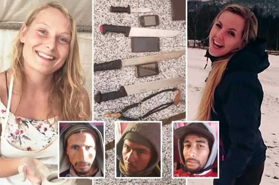 Turiste uccise in Marocco, arrestati 13 islamisti radicali. Il silenzio assordante dell'Europa -min