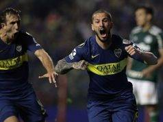 Benedetto rete contro Palmeiras