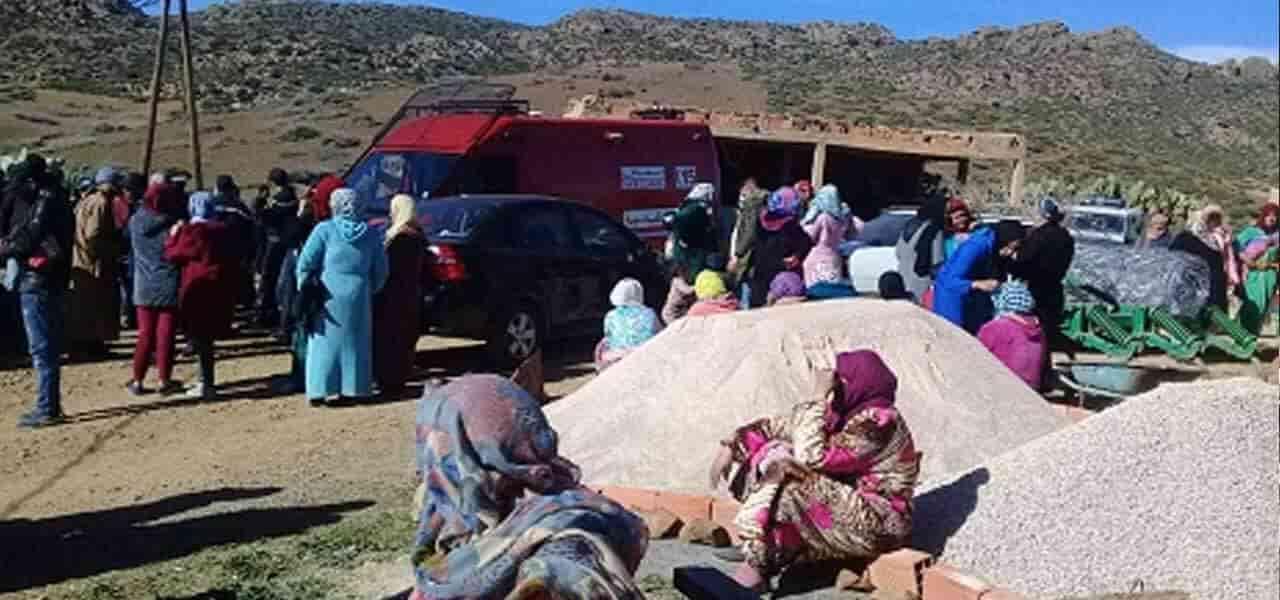 Terza donna decapitata in Marocco