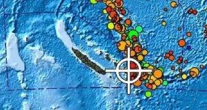 terremoto M 7.5