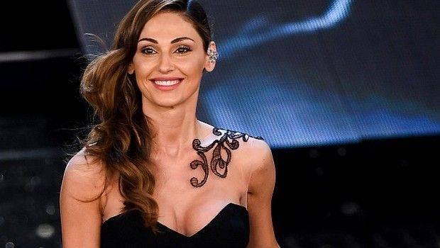 Anna Tatangelo al Festival di Sanremo