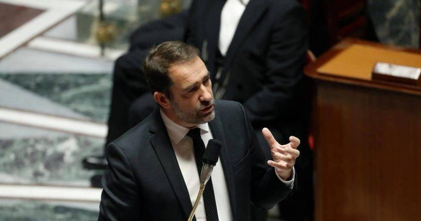 Castaner, ministro francese