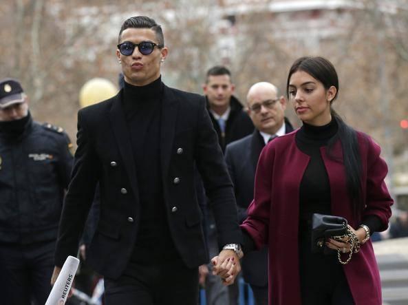 La Credenza Ronaldo : Cristiano ronaldo condannato a 23 mesi di carcere e 18 8 mln