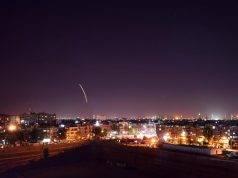 Damasco bombardata durante la notte
